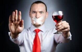 hogyan hagyja abba az ivást egyedül